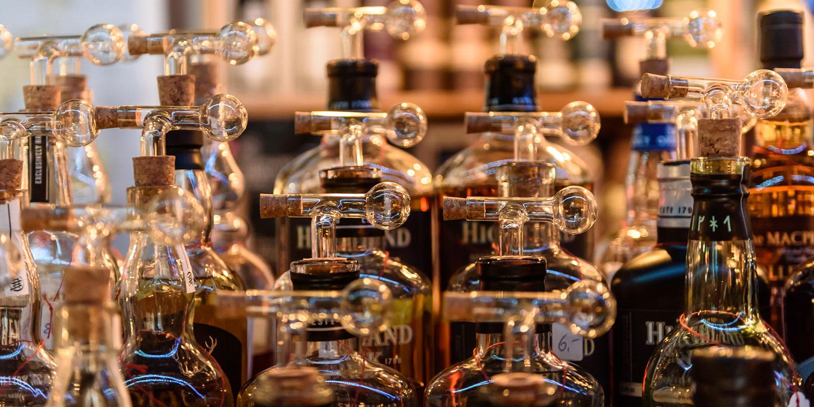 Bottle Market Bremen Flaschen